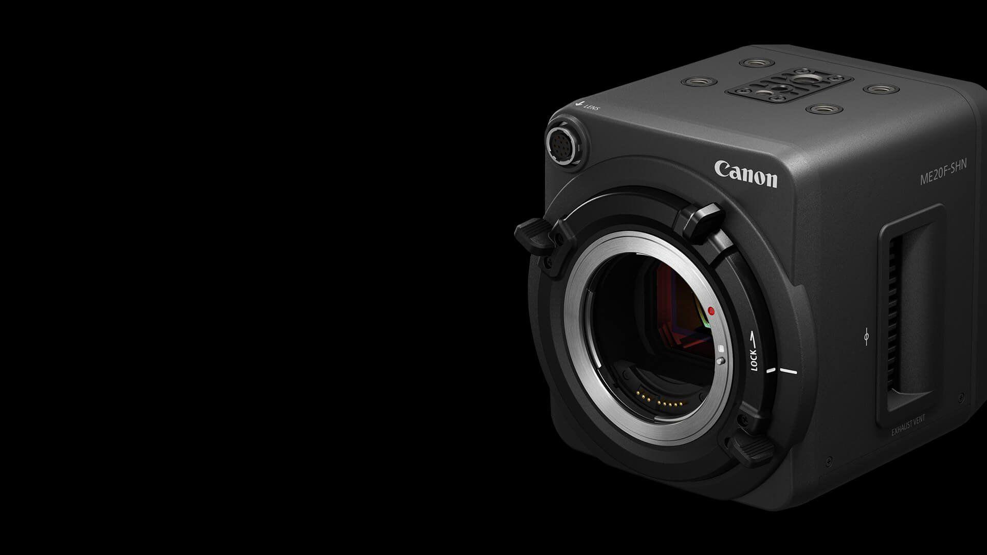 Cámara de red multifunción ME20F-SHN de Canon - Camcorders - Canon ...